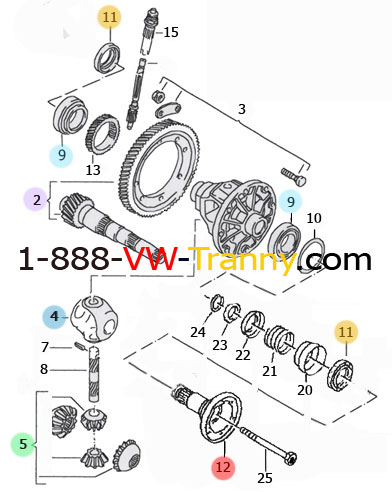 VW Transmission Parts Diagram http://www.zelek.com/diagram02j-311.htm